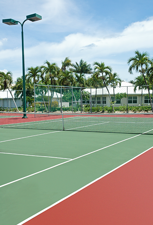 cayman islands condos with tennis courts photos